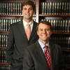 Attorneys Phillip A. Stone and R Jeffrey Sawyer